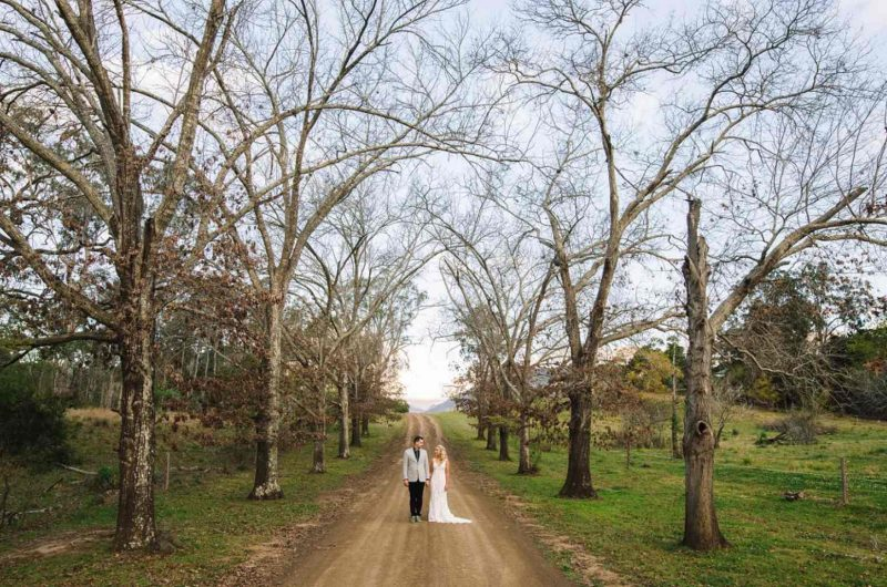 How to time your wedding lighting