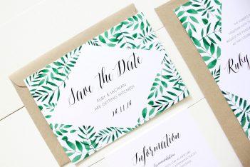 unique wedding stationery australia