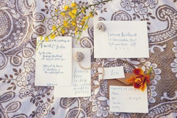 Wedding Stationary Brisbane