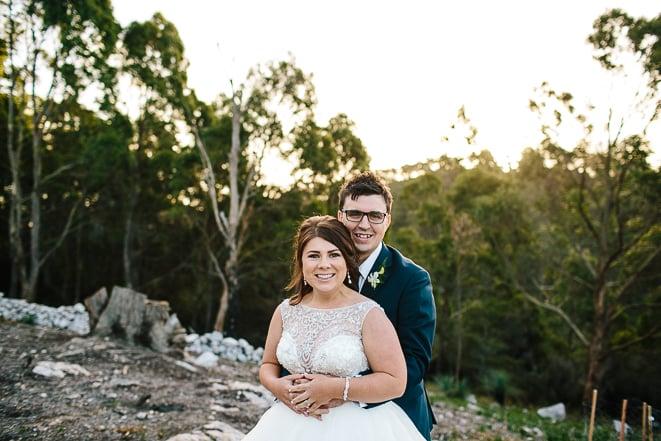 REAL WEDDING: Ella + Lucas