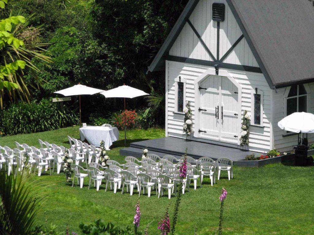 Bridgewater estate wedding