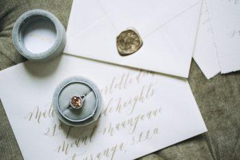 Velvet ring box australia