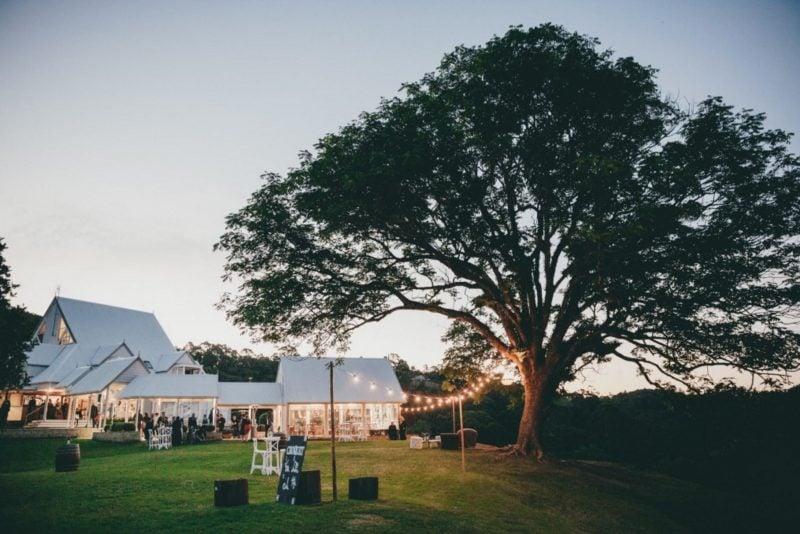 best sunshine coast wedding venue