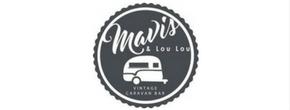 Mavis and Lou Lou Vintage Caravan Bar