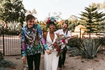Good Day Rentals wedding
