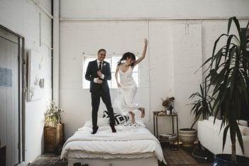 breaking wedding traditions