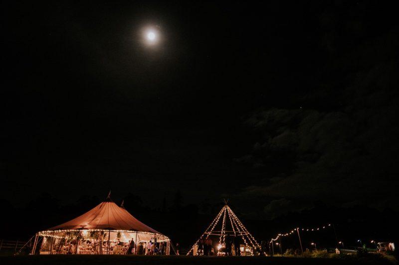 teepee wedding