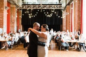 industrial melbourne wedding venue
