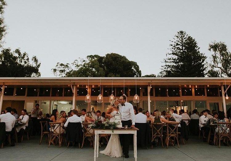 Perth waterfront wedding venue