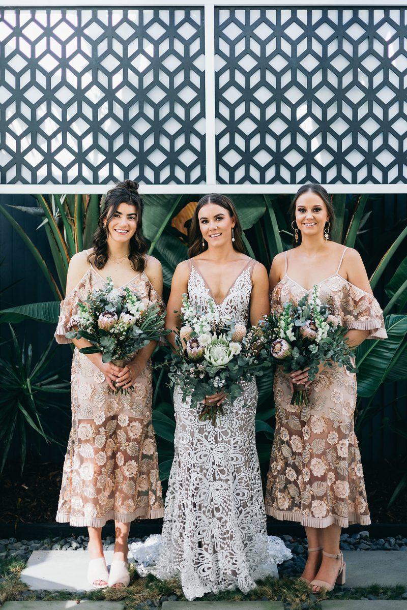 cool Byron Bay wedding