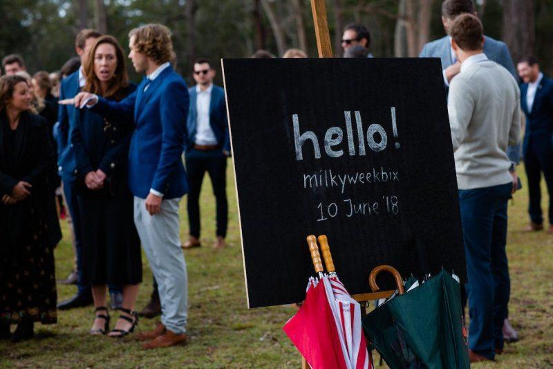 shed wedding venue NSW