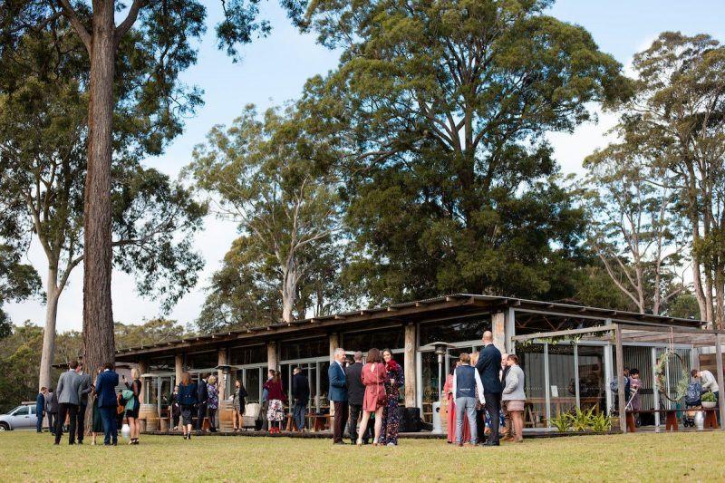 unique NSW wedding venue