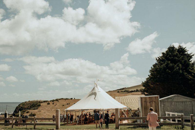 waterfront wedding VIC
