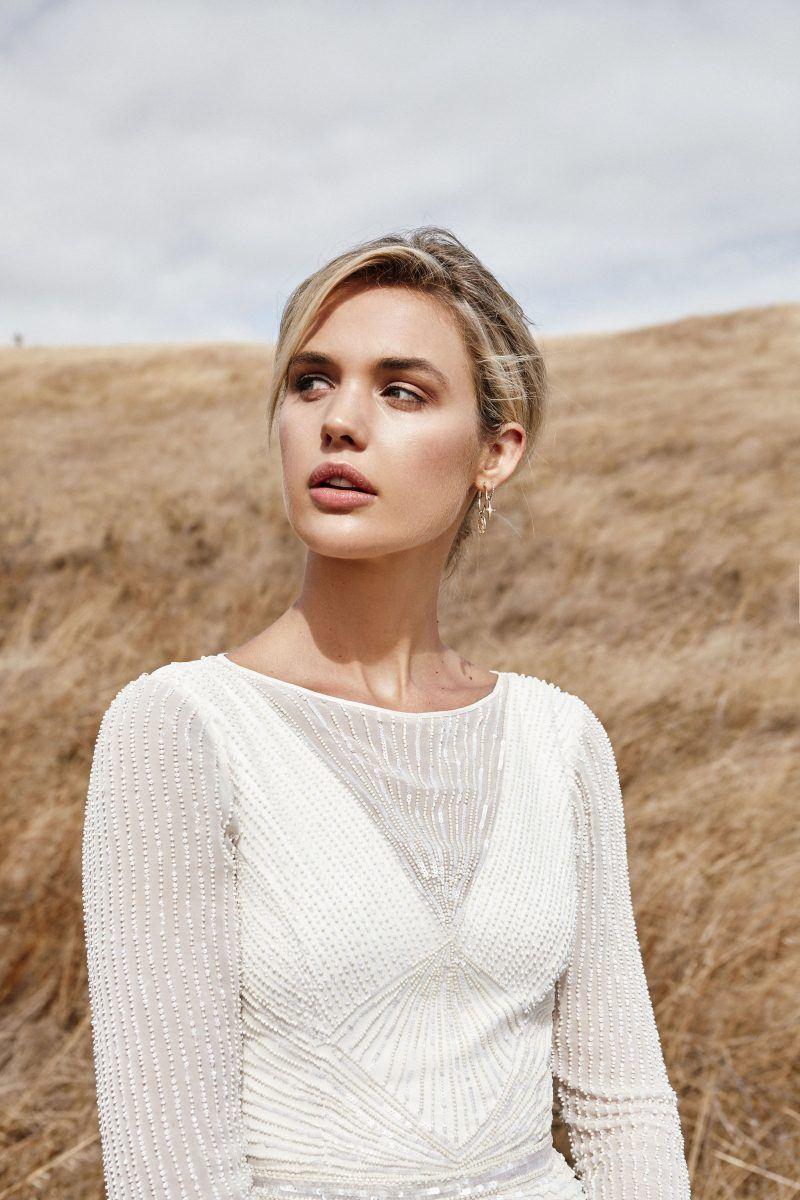 Australian wedding dress designer