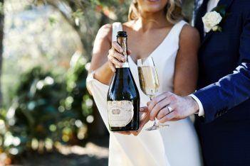 affordable australian wedding wine