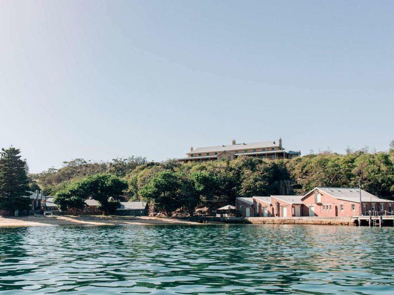 Australia's best waterfront wedding venues