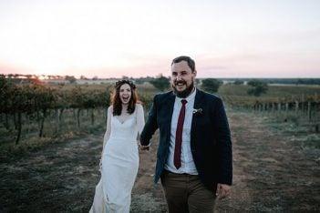 Australian blank canvas wedding venue