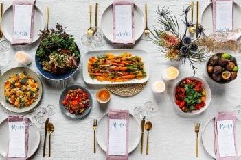 Tenille Evans Vegan Weddings and Events
