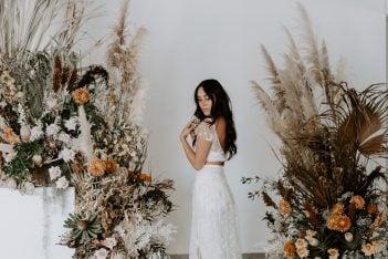 wedding dress shopping coronavirus