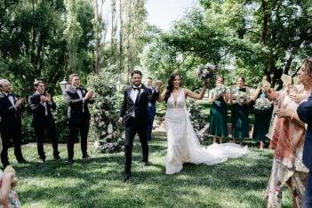 VIC real wedding