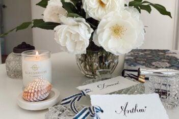 Flourish Ink Calligraphy